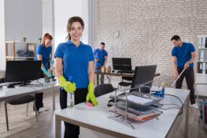 Ihr starker Partner für Gebäudemanagement mit Zufriedenheitsgarantie